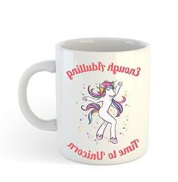 Thistle Moon Unicorn Mug Coffee Tea Hot Chocolate Kitchen Of