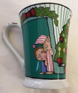 ursula s christmas coffee cup mug by