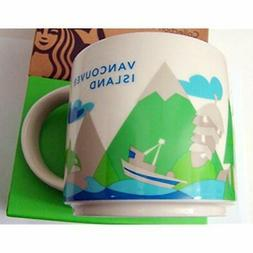 Vancouver Coffee Cups & Mugs Island Canada You Are Here Coll