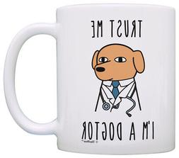 Veterinarian Gifts Trust Me I'm a Dogtor Funny Dog Gifts Dog
