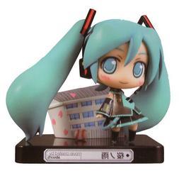 "Vocaloid 2"" Chibi Character Figure - Miku Hatsune"
