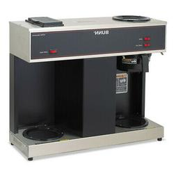 Bunn VPS 12 Cup Pourover Coffee Brewer with 3 Warmers - 120V
