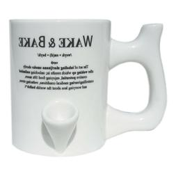 wake and bake definition coffee mug