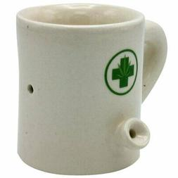 Island Dogs Wake and Bake Mini Pipe Mug All in 1 Multi Purpo
