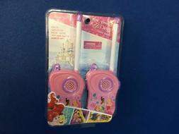 Disney Princess Walkie Talkies Toy Game Kids Play Gift Walki
