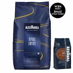 Lavazza 2.2-lb. Whole Bean Coffee, Super Crema