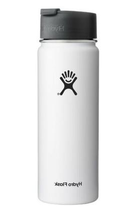 HYDRO FLASK 20 OZ Wide Mouth Flip Lid Vaccum Insulated Water
