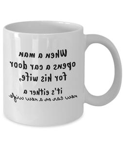 Wife, Funny Printed Coffee Glassware Mug Gift Ideas for Driv