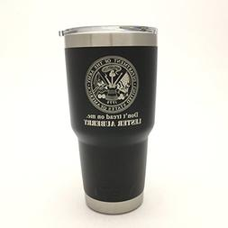 YETI Rambler Engraved w/US Army Seal Choose from YETI Cup, W