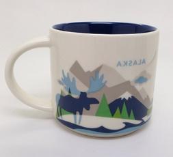 1 X You Are Here - 2013 Alaska Starbucks Collectors Coffee M