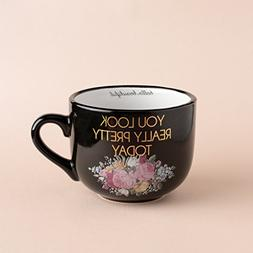 Ankit You Look Really Pretty Today Round Mug 18 oz mug funny