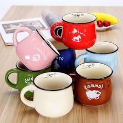 zakka retro ceramic cups and font b